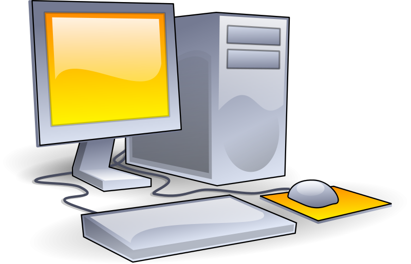 800x515 Computer Clipart Free Images 4
