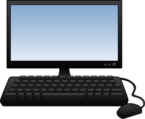 550x451 Free Clip Art Computer Many Interesting Cliparts