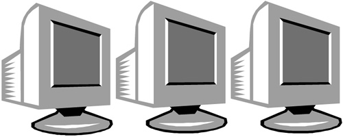 500x200 Software Clipart Computer Lab