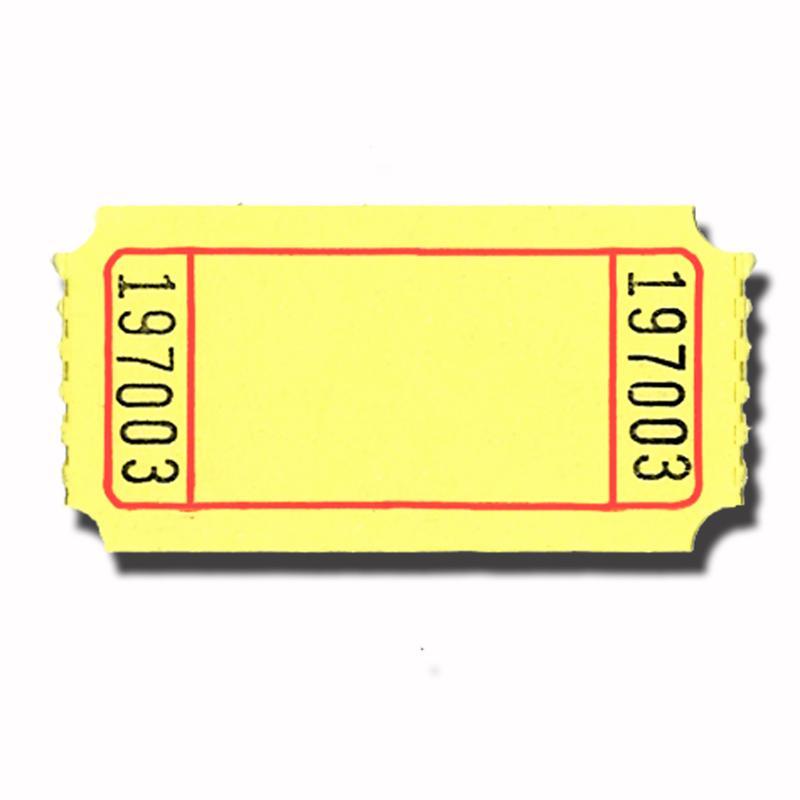 blank concert ticket template