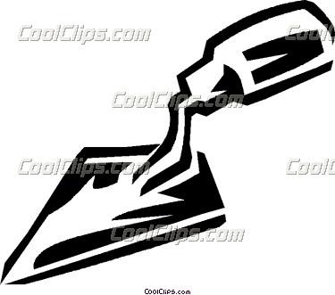 375x331 Concrete Trowel Clip Art Cliparts