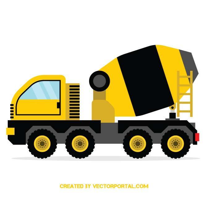 660x660 Concrete Mixer