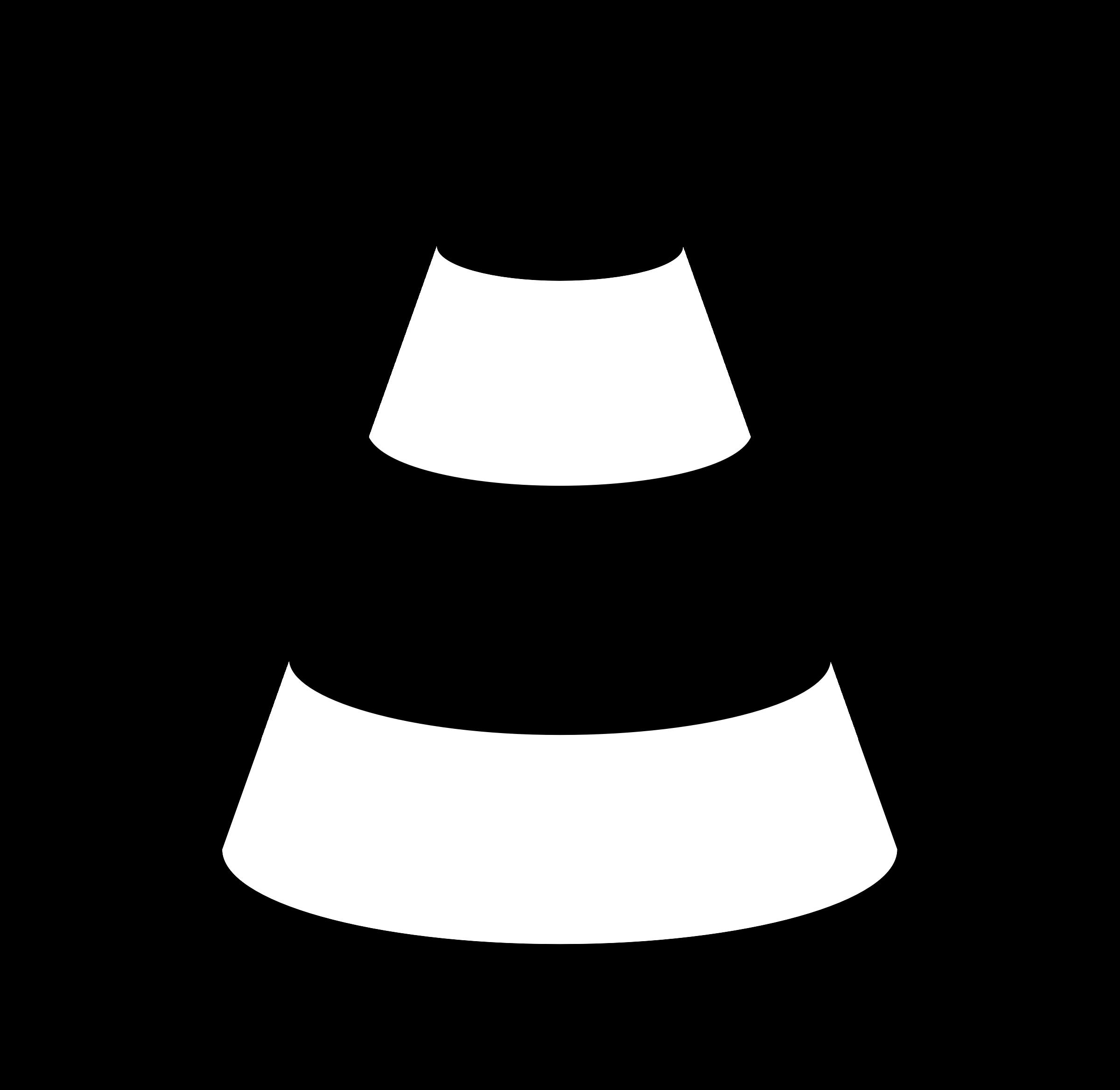 2400x2336 Cone Clipart Road Cone