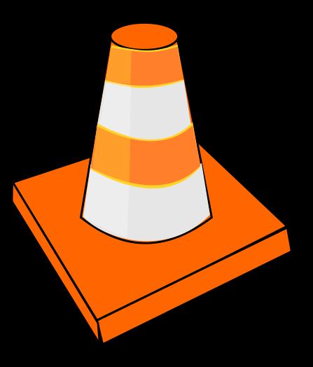 447x524 Free Traffic Cone Clip Art