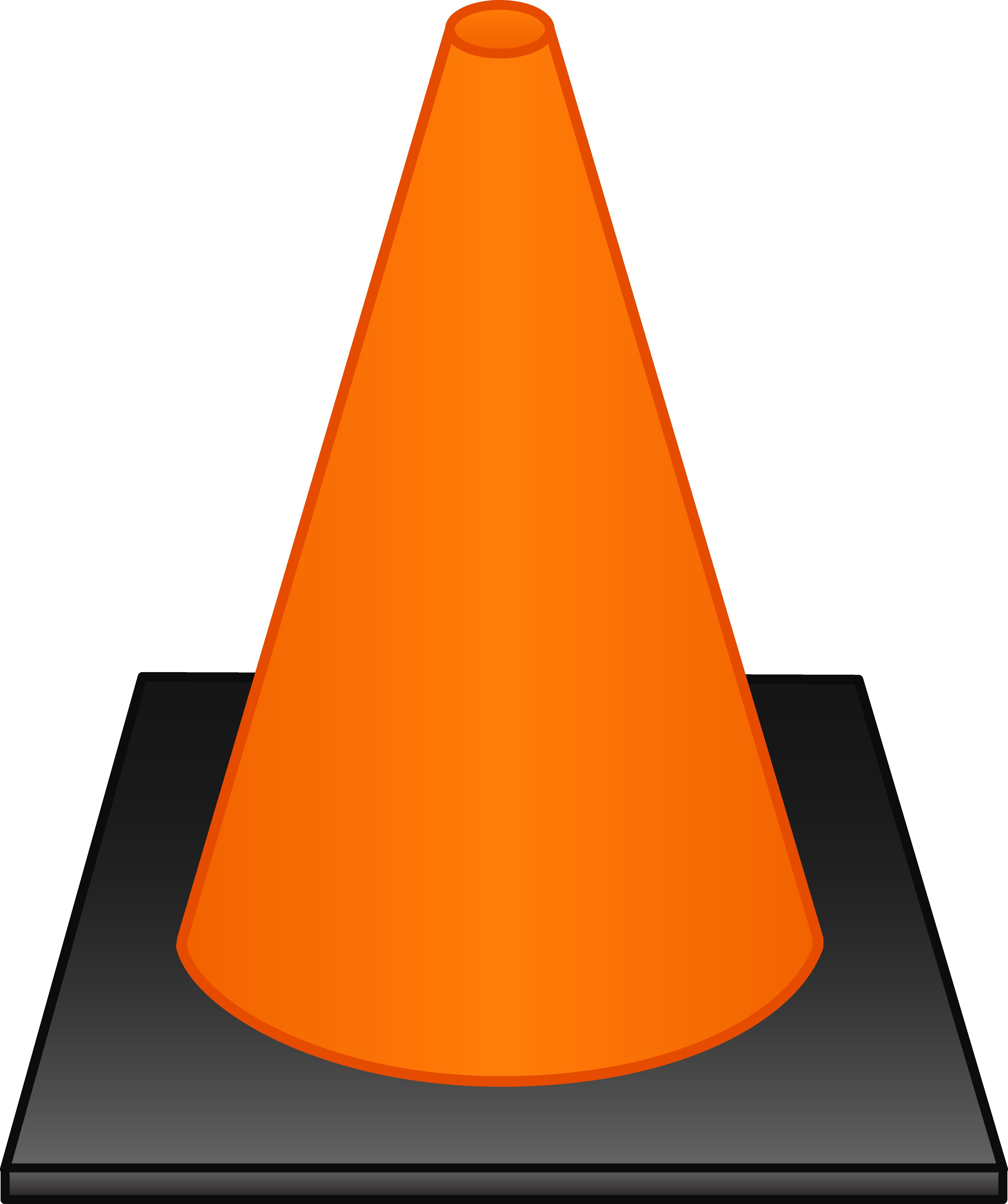 5139x6139 Orange Traffic Cone