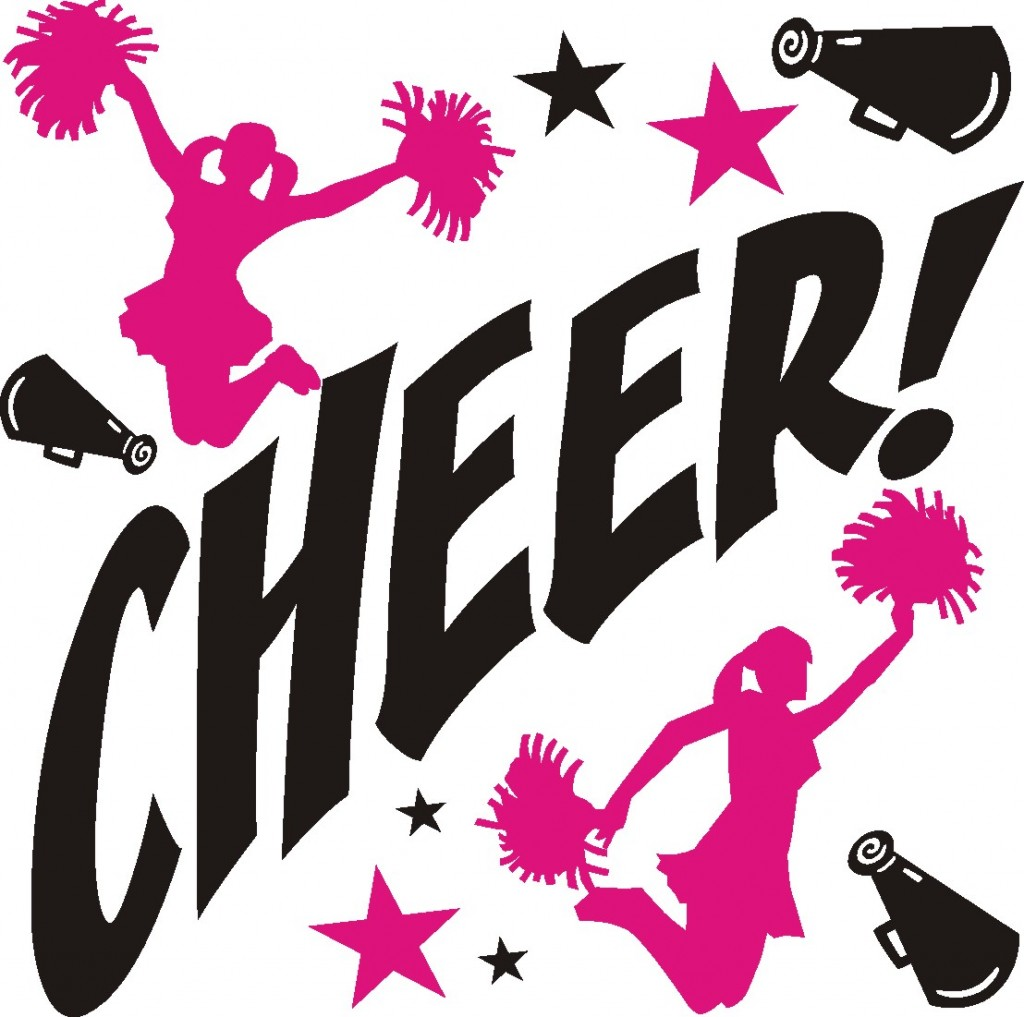 1024x1017 Free Cheer Clipart Image