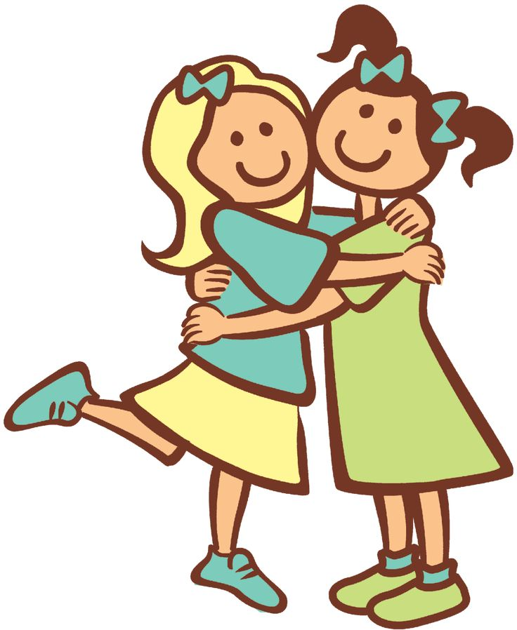 736x898 E Friendship (The End) Hug, Clip Art And Friendship