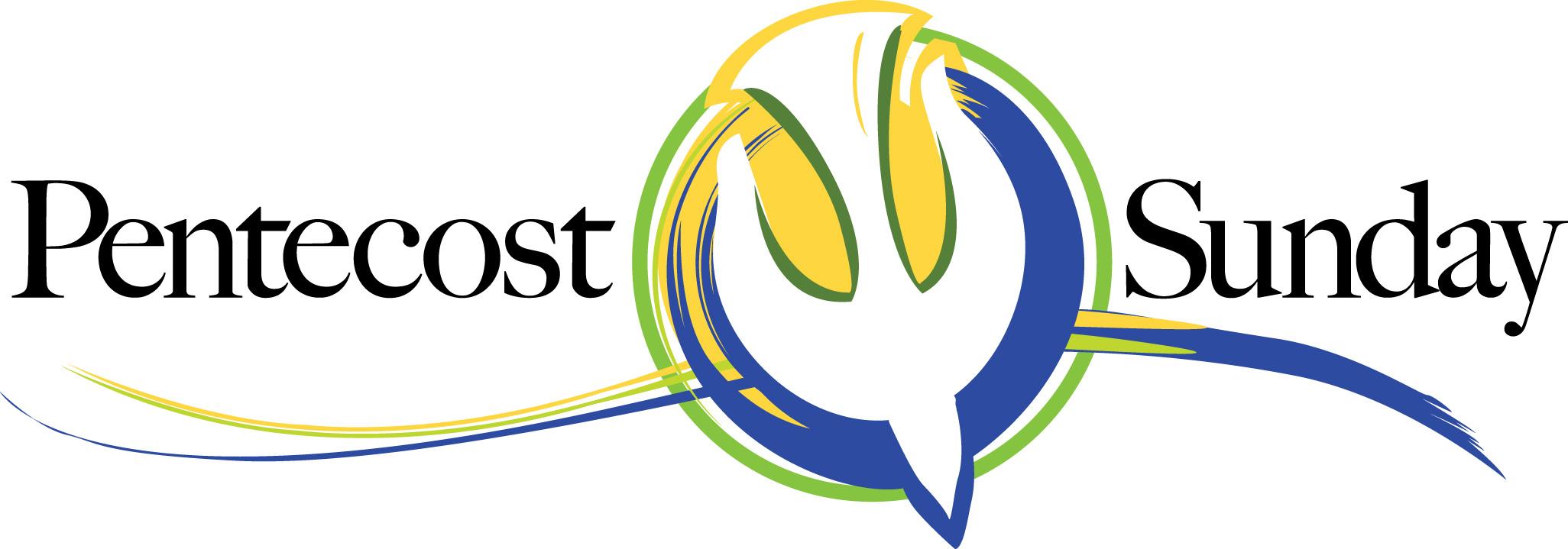 2052x719 Pentecost Sunday Clipart