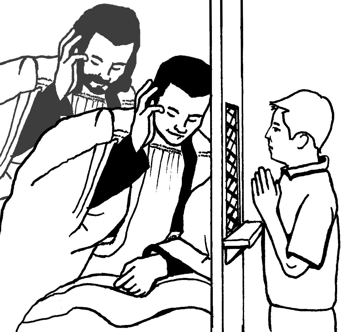 1182x1136 Sacramental Confession Is An Unbiblical Concept False Team