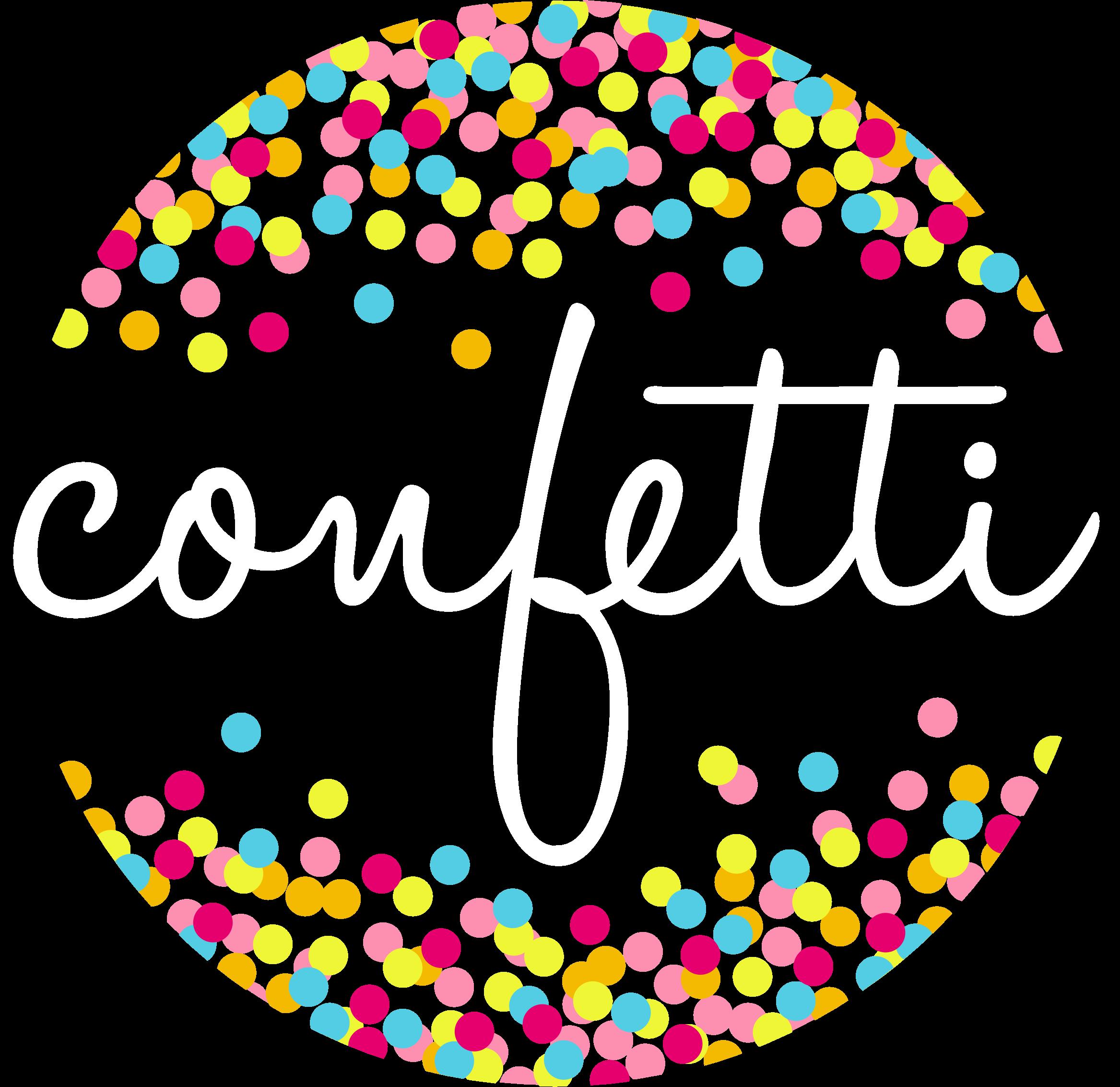 Confetti Transparent | Free download best Confetti ...