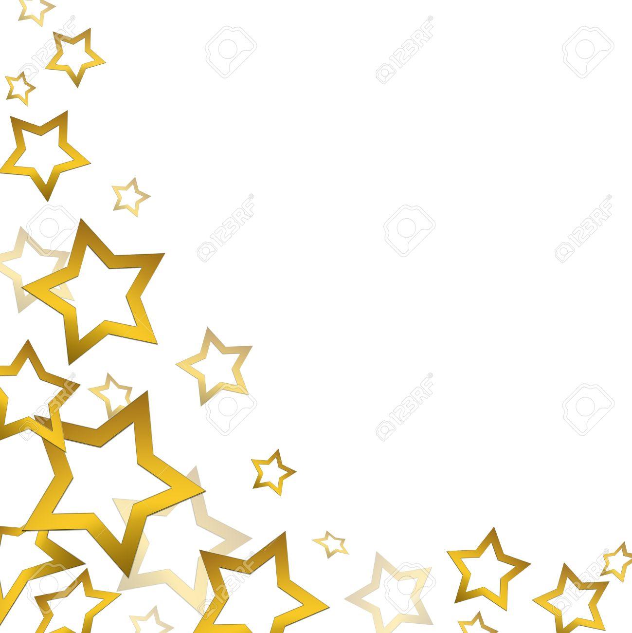 1299x1300 Confetti Clipart Gold Star