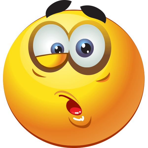 600x600 Confused emoticon smiley face images on clip art