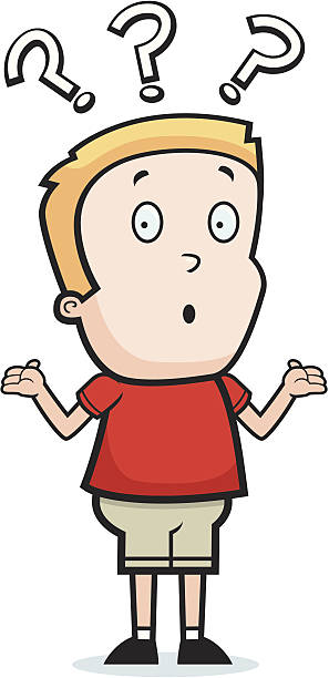 297x612 Geek Clipart Boy Confused