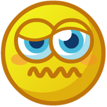 Confused Emoticon | Free download on ClipArtMag