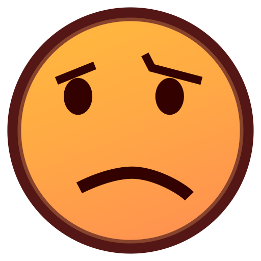 512x512 Confused Face Emoji For Facebook, Email Amp Sms Id  12251 Emoji