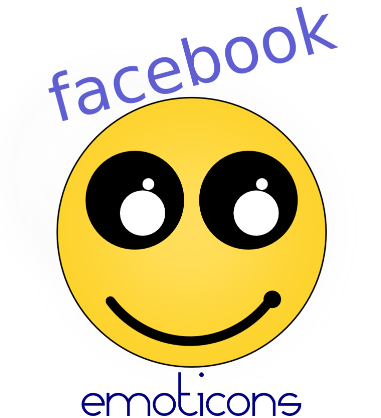 761x834 Facebook Smileys