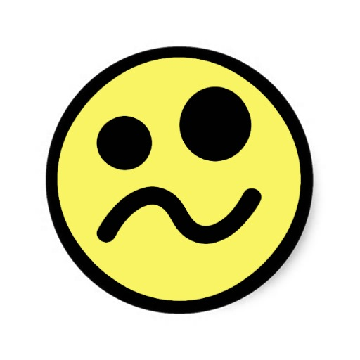 512x512 Smiley Face Confused