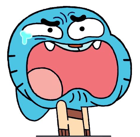 472x462 Cartoon Confused Face