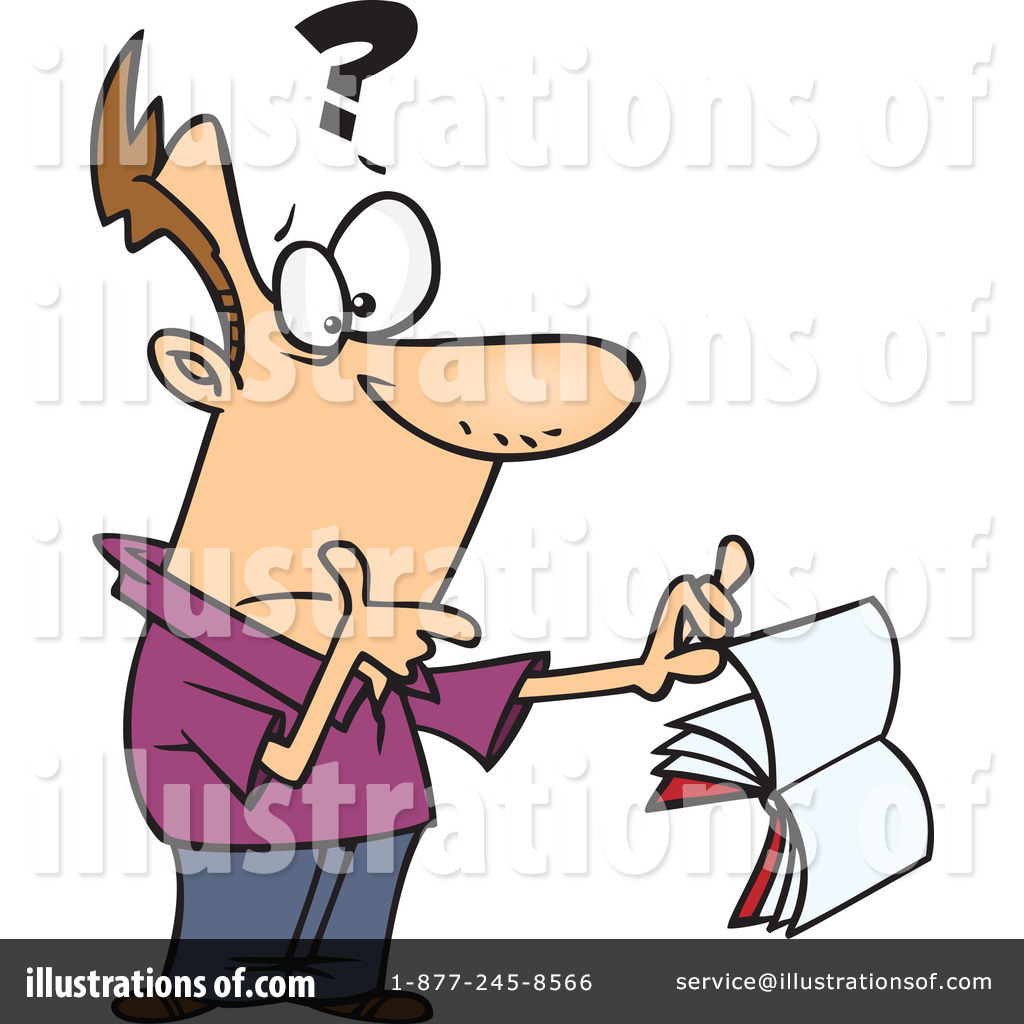 1024x1024 Confused Clipart