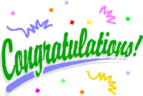 457x308 Congratulations On The Job Clipart