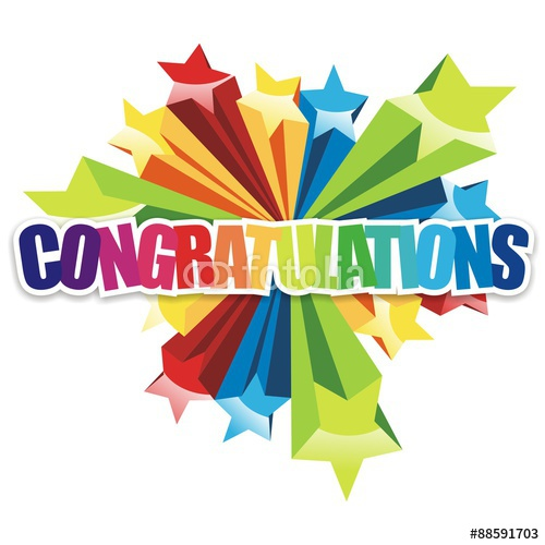 500x500 Graphics For Free Congrats Graphics