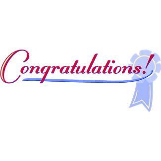 325x325 Winning Clipart Congratulation
