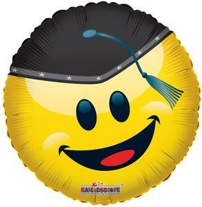 293x300 Smile Face Balloons 17 Tuf Tex Latex Balloon Smiley 50ct
