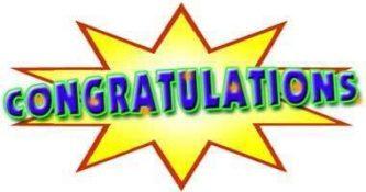 333x175 Congratulations Clipart Congratulations Clipart