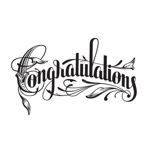 500x500 Congratulations
