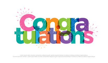 413x240 Congratulations Vector Photos, Royalty Free Images, Graphics