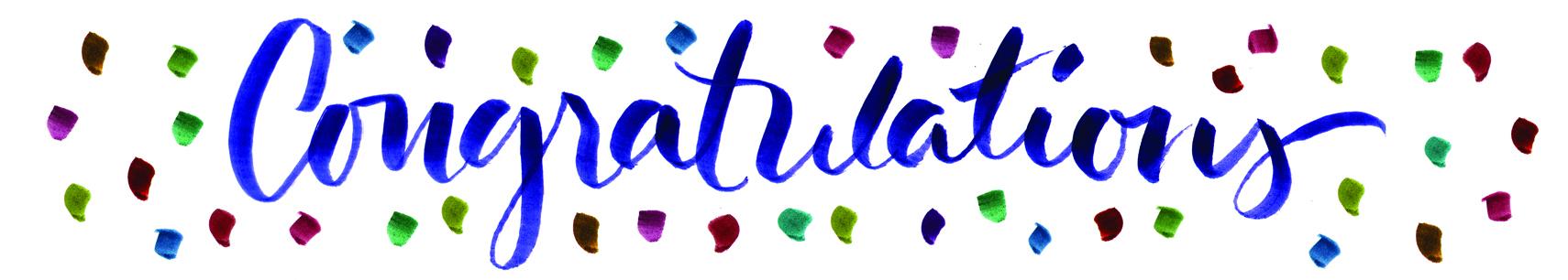 1710x306 Congratulations!