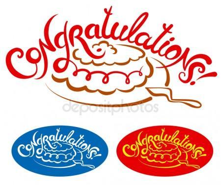 450x377 Congratulations Banner Stock Vectors, Royalty Free Congratulations