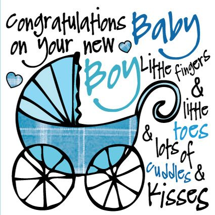 425x425 Best Congratulations On Baby Boy Ideas