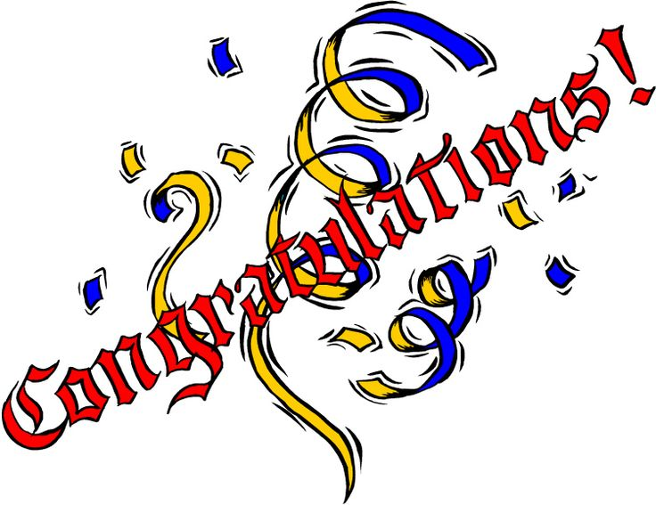 Congratulations Photos