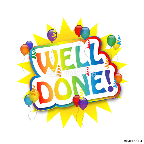 500x500 Congratulations Well Done Congratulations And Encouragement