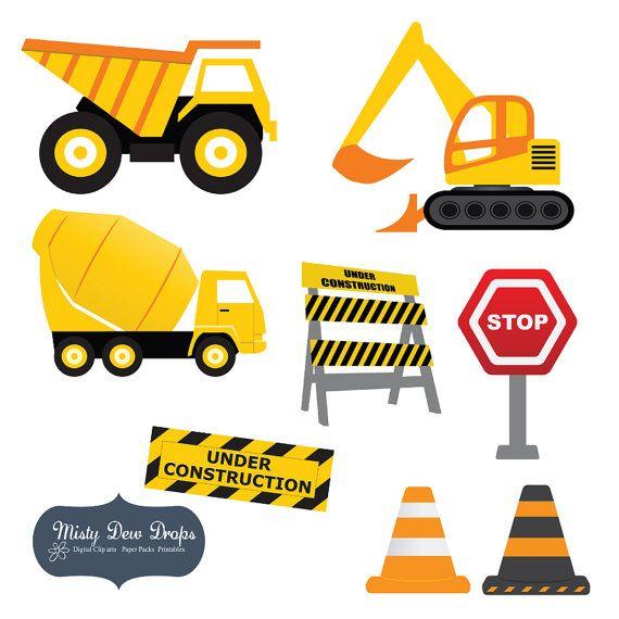 Construction Border Clipart