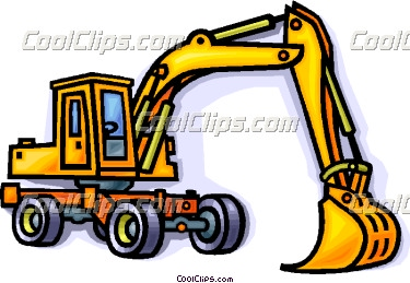 375x259 Machine Clipart Construction Equipment