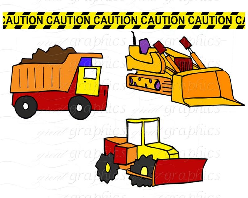 800x640 Truck Clipart Kid Construction