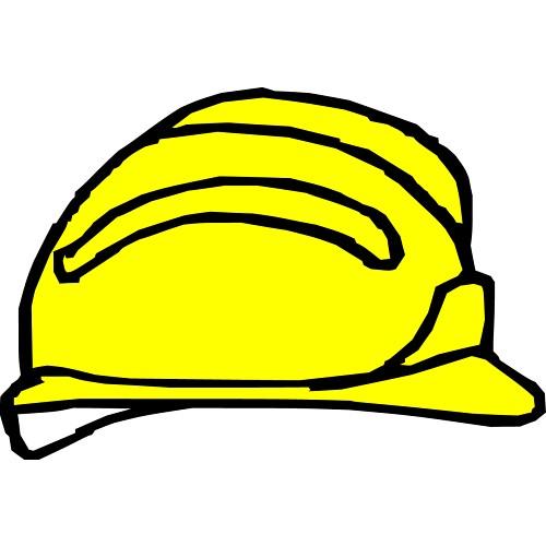 500x500 Construction Hat Clip Art