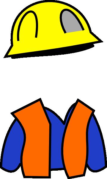 360x600 Construction Worker Clip Art