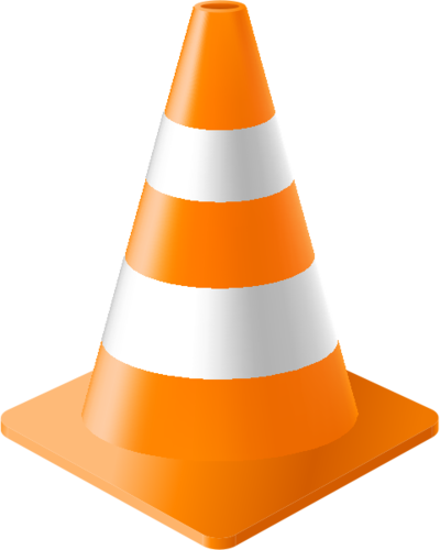 400x500 Cone Clipart Traffic Cone
