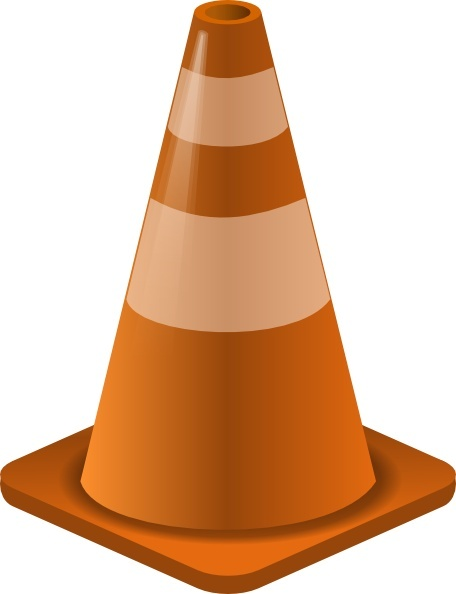456x594 Construction Cone Clip Art Free Vector In Open Office Drawing Svg