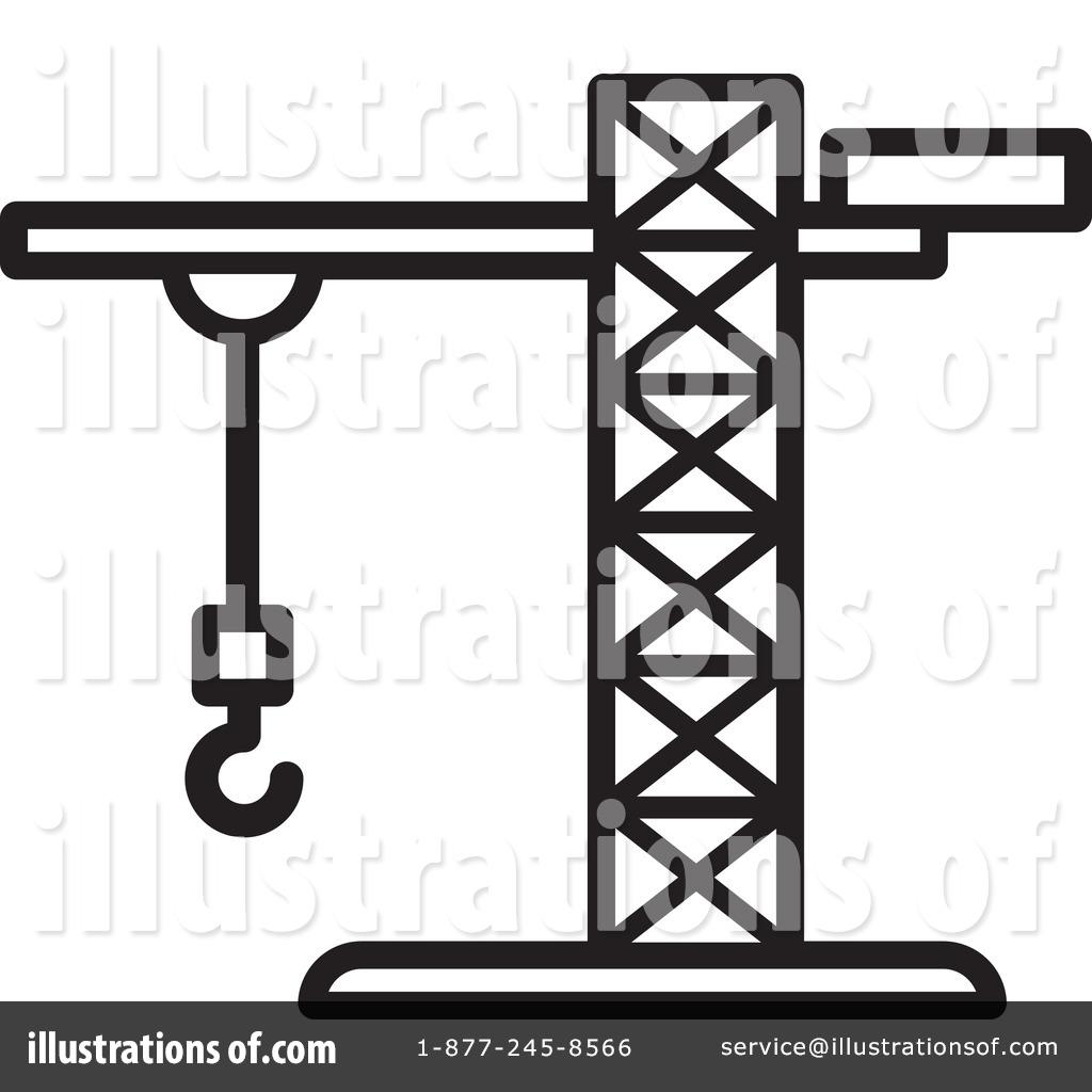1024x1024 Construction Crane Clipart