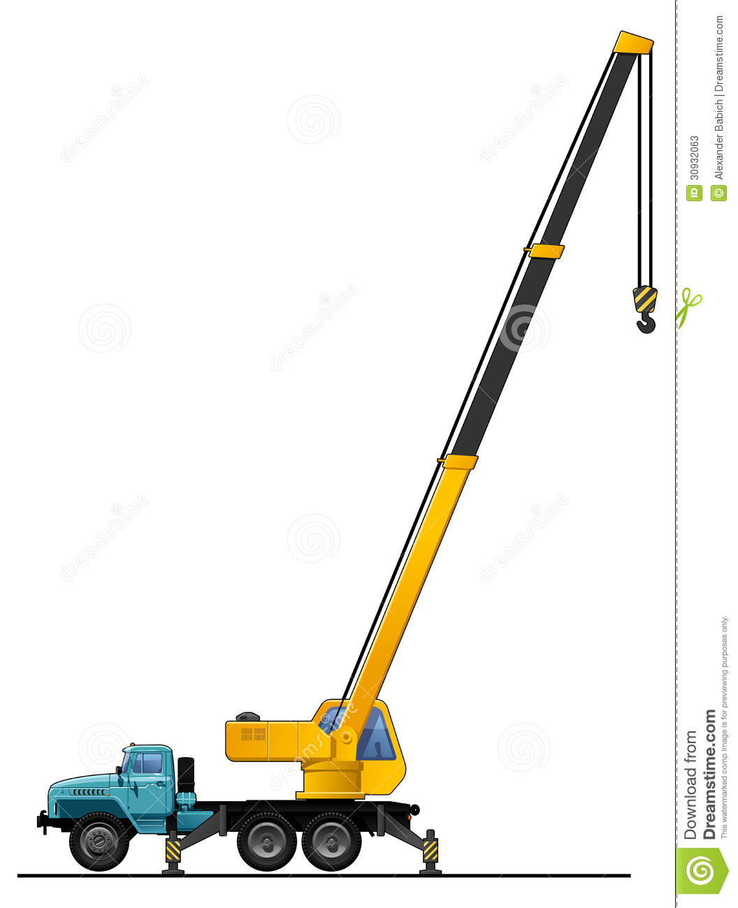 1056x1300 Crane Clipart Truck Crane