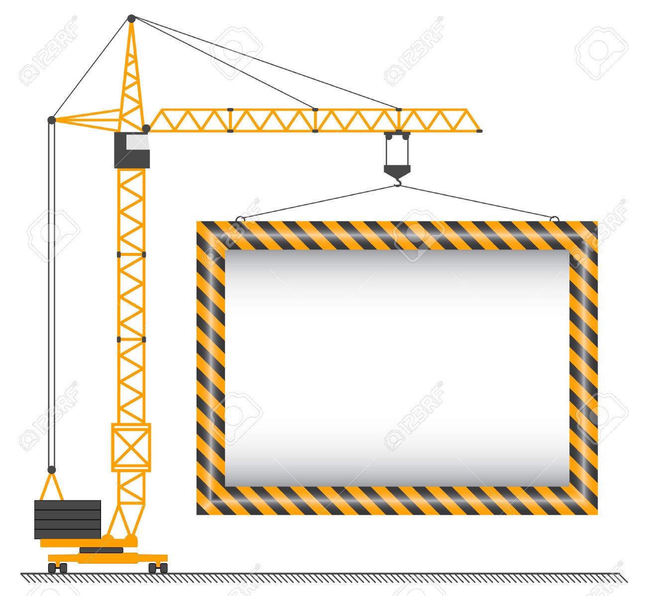 1300x1197 Lifting Crane Clipart