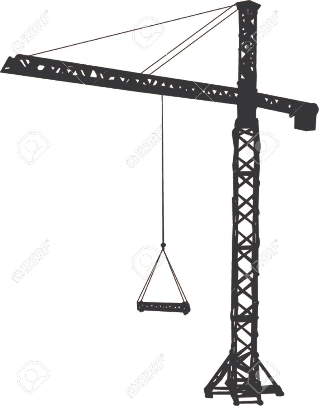 1022x1300 Construction Crane Clip Art Cliparts