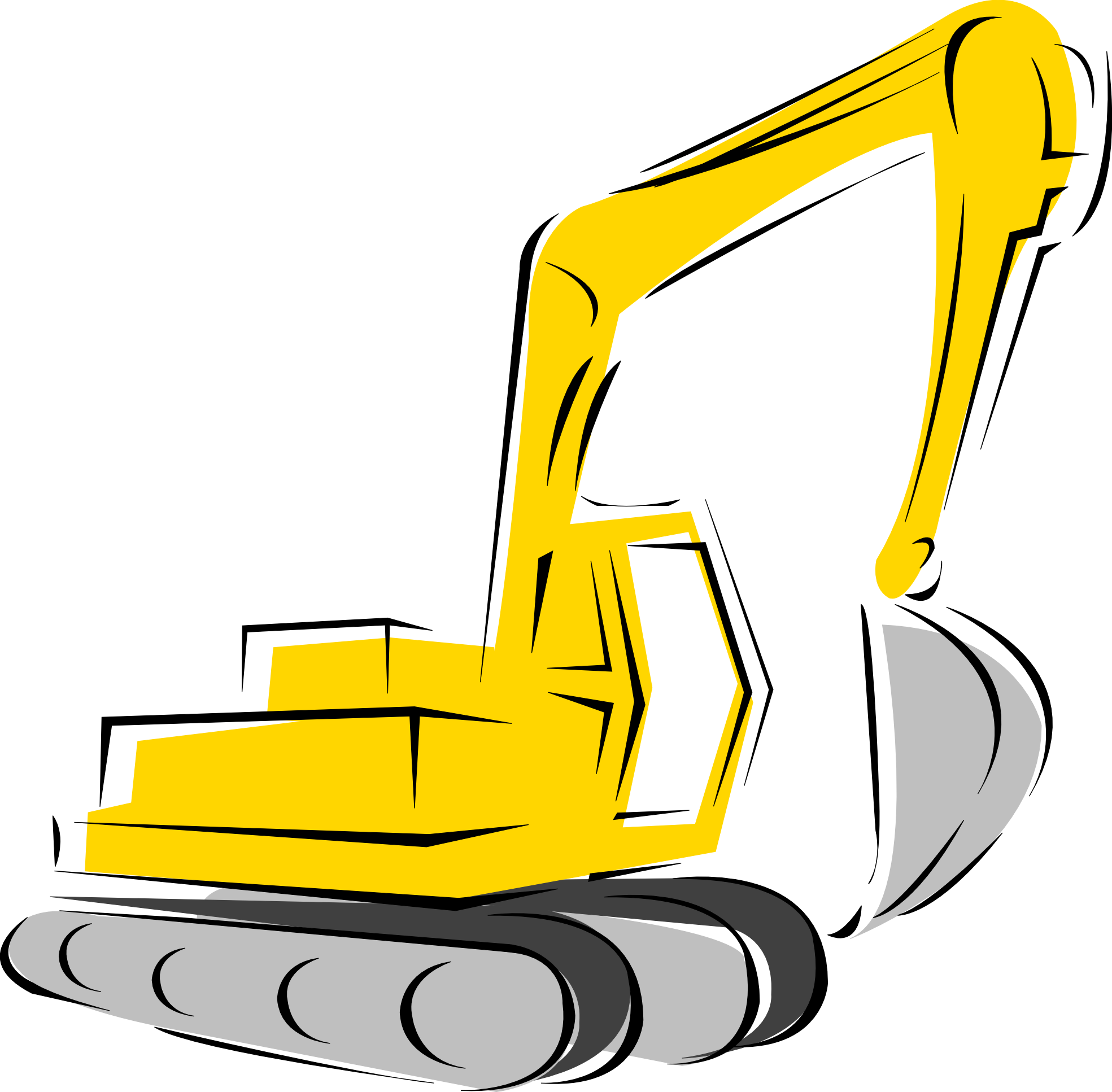 1969x1934 Construction Equipment Clipart Collection