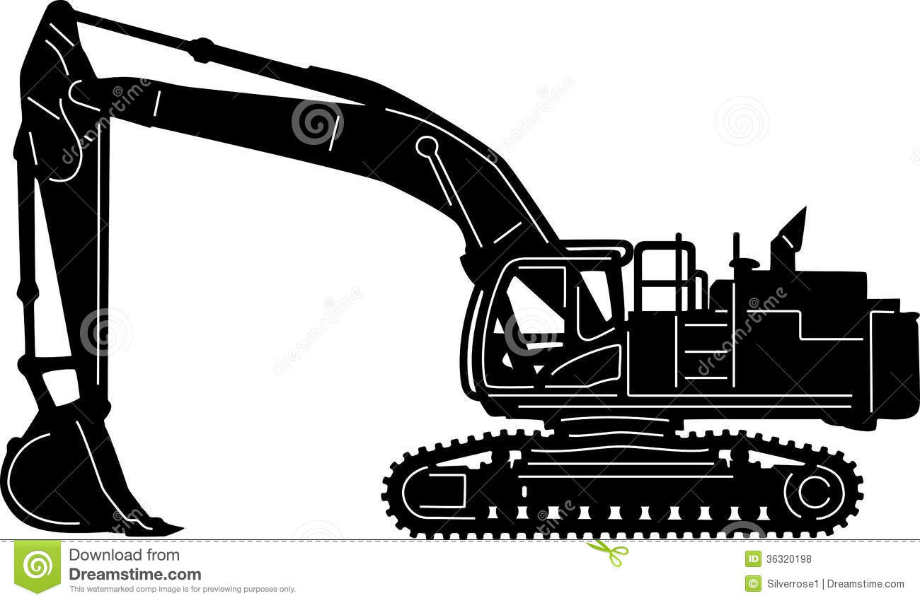 1300x853 Free Caterpillar Equipment Clipart