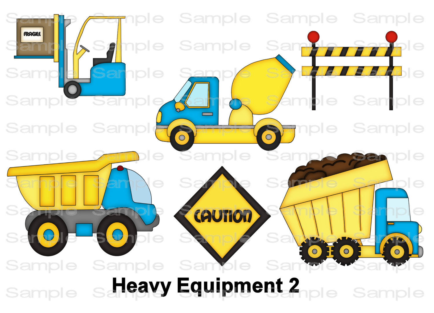 1500x1080 Heavy Construction Equipment Clipart