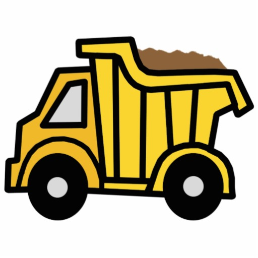512x512 Truck Clipart Kid Construction